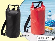 防水タイプの防災バッグ